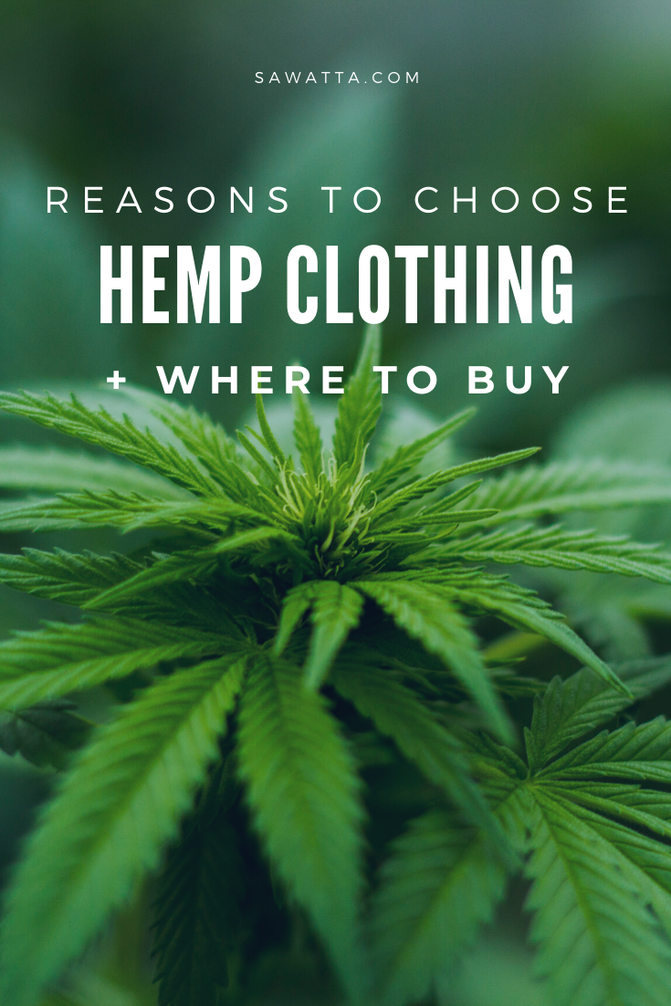 Reasons to Buy Hemp Clothing - Why and Where to