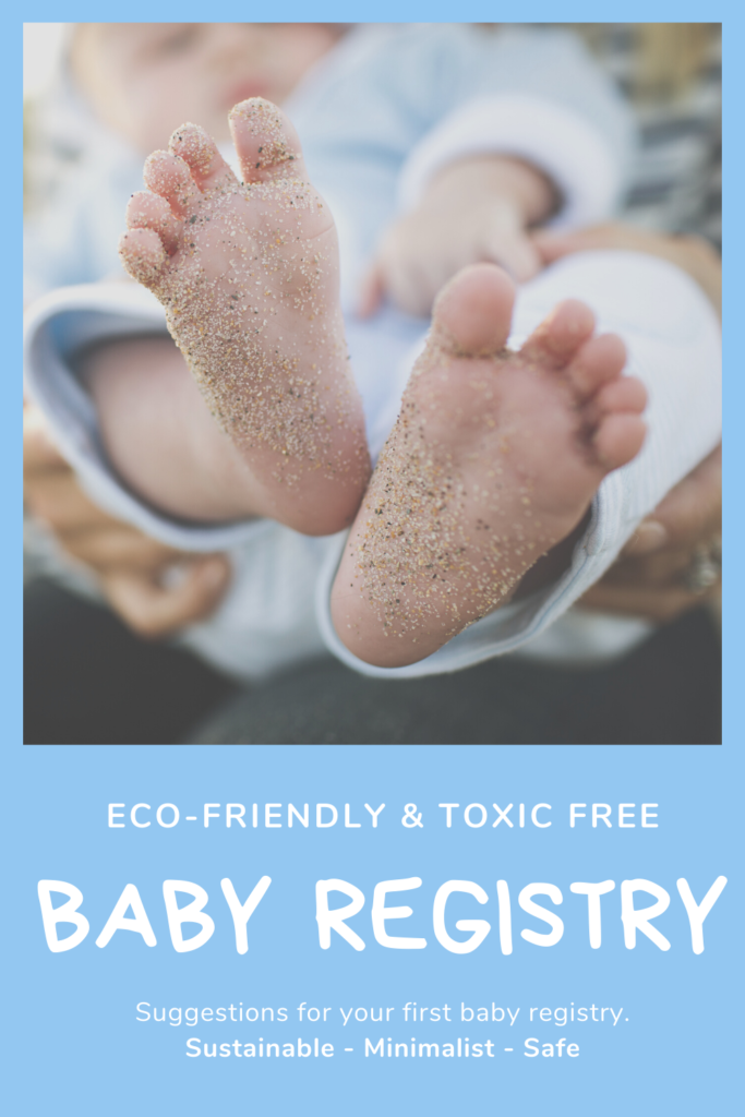 eco sustainable safe baby registry list