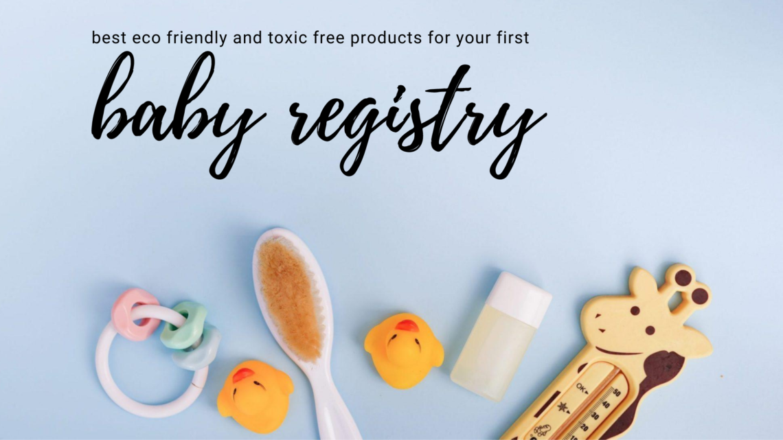 first exo-friendly baby registry