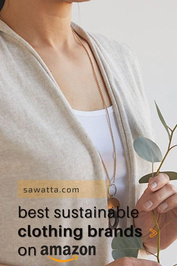 sustainable brands to buy on amazon